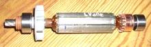 #6 Armature Assembly, 120 volt