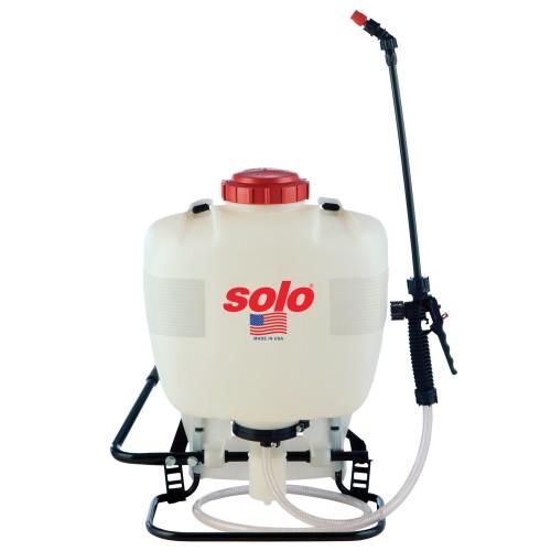 Solo Backpack Sprayer - 4 Gallon
