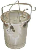 Stainless Steel QuarterMilker-- 8 quart Capacity
