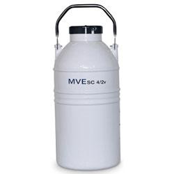 MVE Vapor Shipper, SC 4/2V