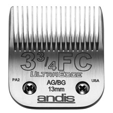 Andis UltraEdge #3-3/4 FC