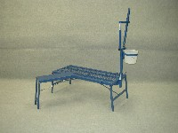 Goat Stanchion with Stand