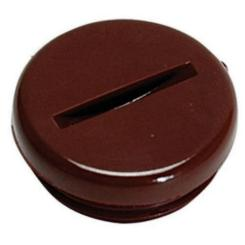 Brush Cap - Burgundy