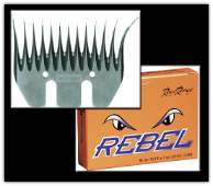 Rebel Comb