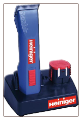 Heiniger SAPHIR Rechargeable Lithium Ionic Cordless Clipper