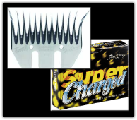 Super Charged Comb