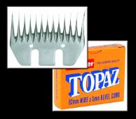 Topaz Comb
