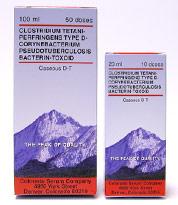 CASEOUS D-T 10 Dose