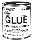 Grinding Glue